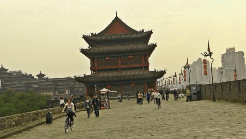 Visitar Muralla de Xian