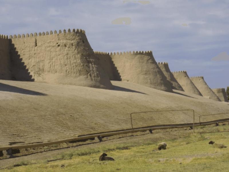 Visitar Murallas de Itchan Kala