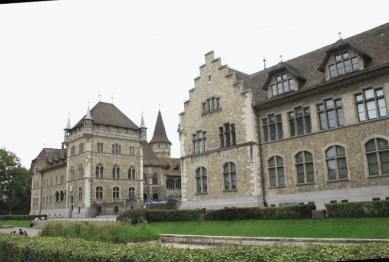 Ver Suiza y maravillarse de Museo Nacional Suizo