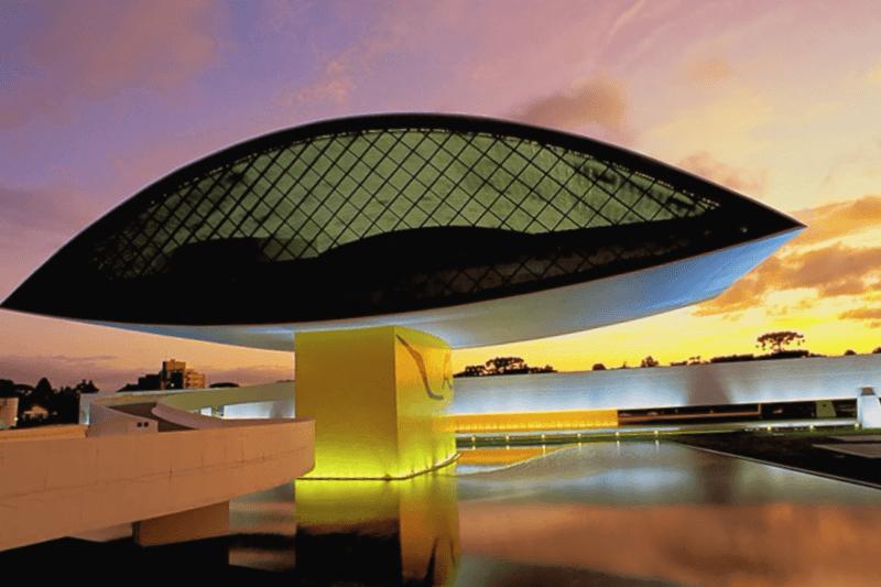 Ver Brasil y maravillarse de Museo Oscar Niemeyer