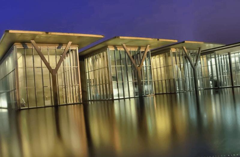 Que ver en Museo de Arte Moderno de Fort Worth