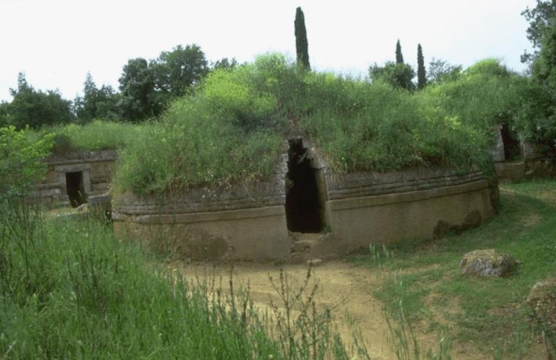Necropolis de Cerveteri que debemos ver
