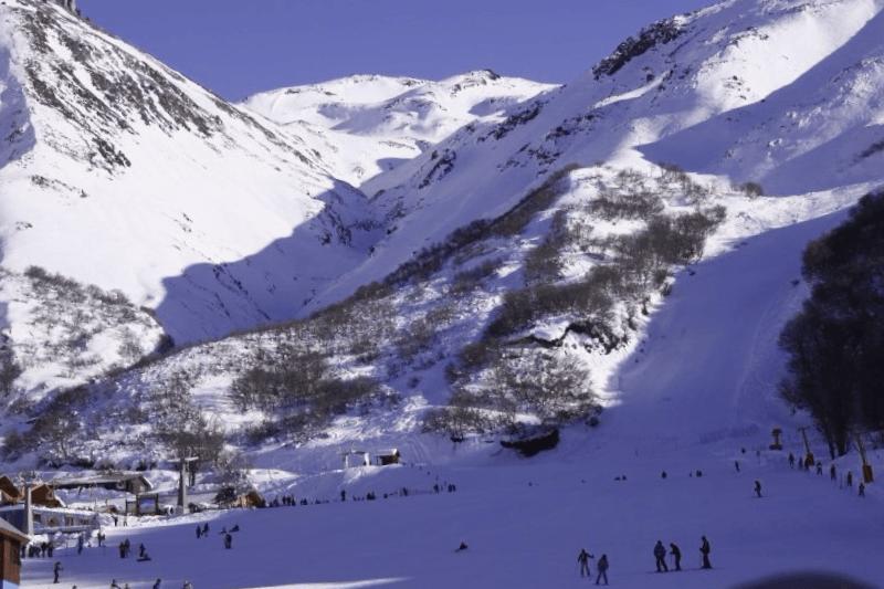 Que visitar en Nevados de Chillan
