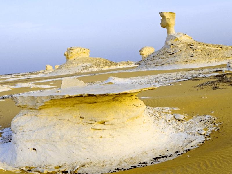 Conocer Oasis de Farafra