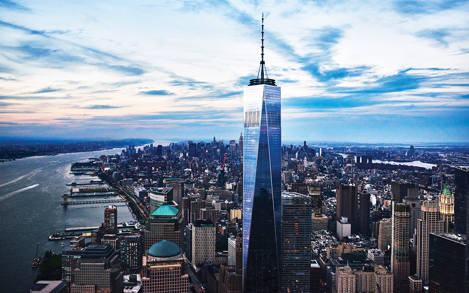 Conocer One World Observatory