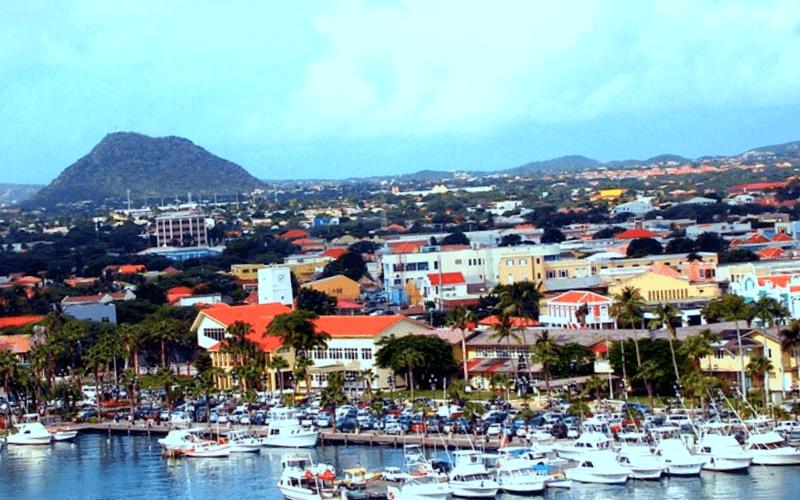 Oranjestad que descubrir
