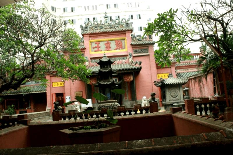 Conocer Pagoda del Emperador de Jade