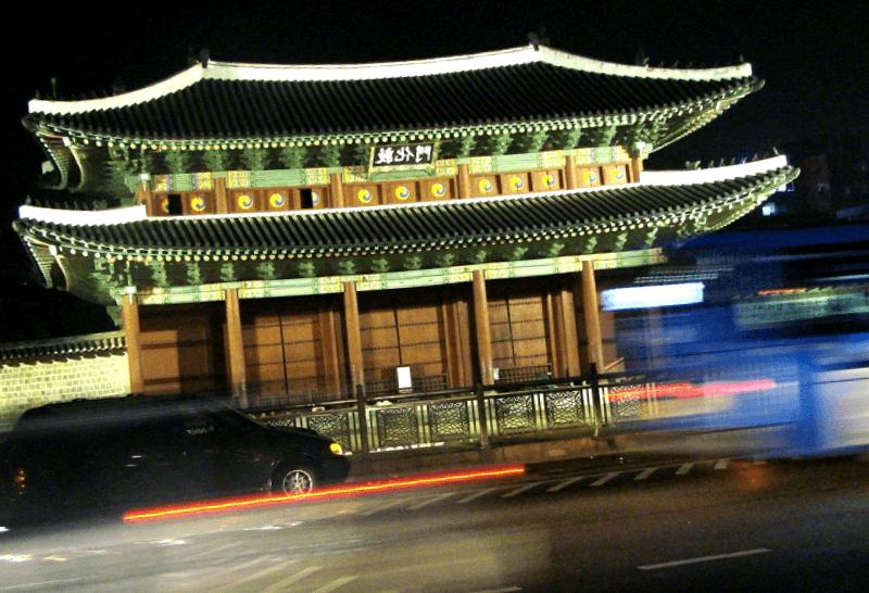 Palacio Changdeokgung que descubrir