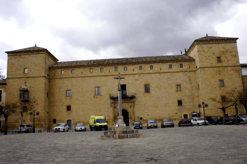 Que ver en Palacio Ducal de Pastrana