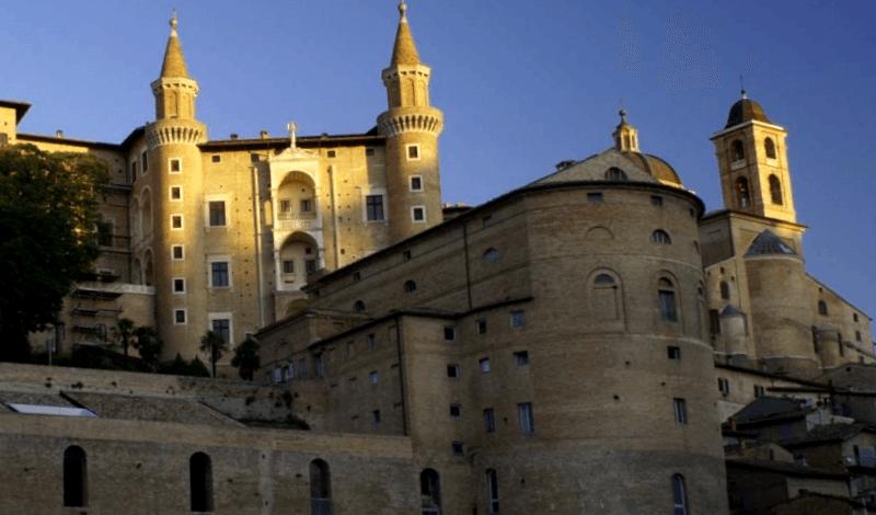 Palacio Ducal de Urbino que visitar
