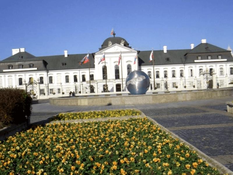 Palacio Grassalkovich que descubrir