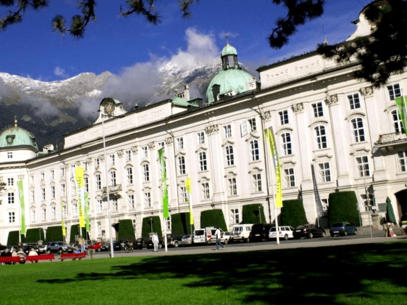Palacio Imperial de Innsbruck que visitar