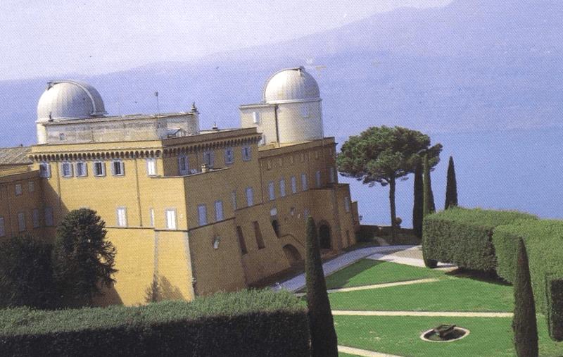 Conocer Palacio Pontificio