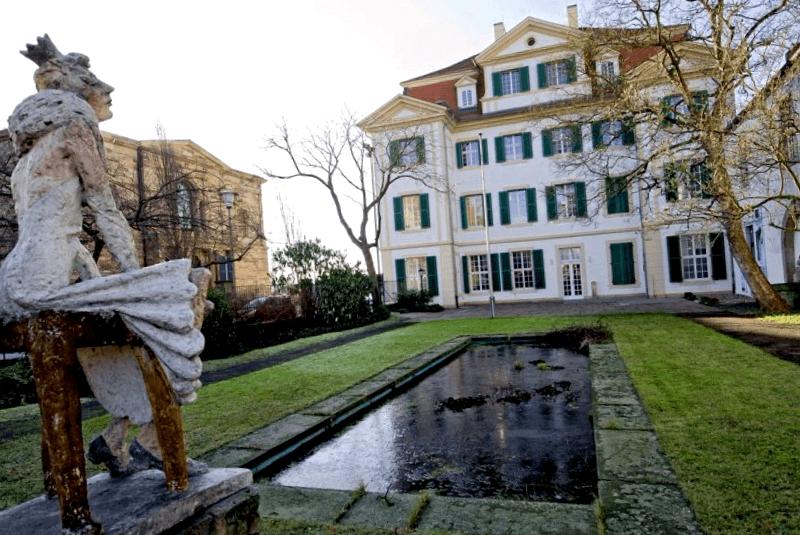 Visitar Palacio de Bellevue