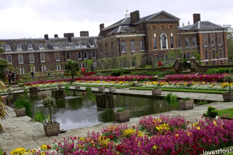 Visitar Palacio de Kensington