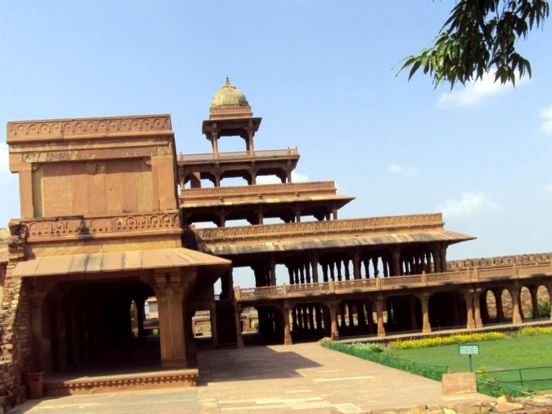 Palacio de Pach Mahal que visitar