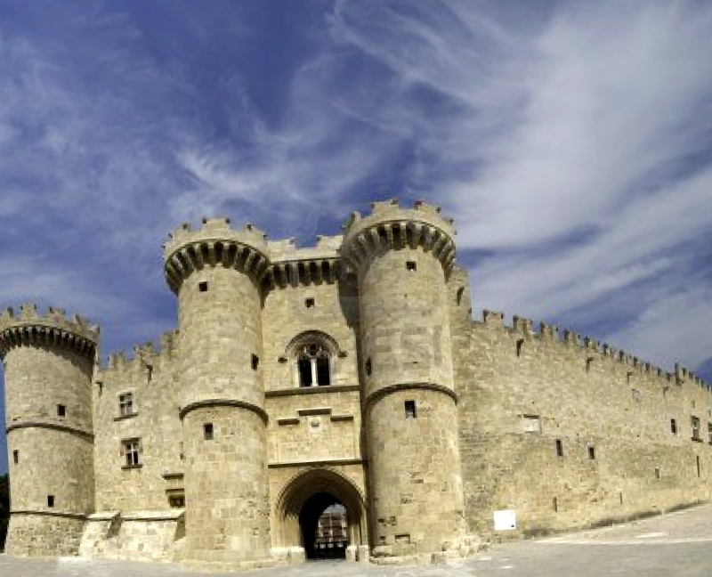 Visitar Palacio del Gran Maestre
