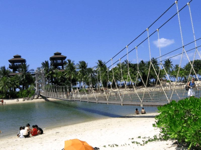 Que visitar en Palawan Beach