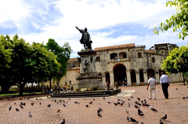 Visitar Parque Colon