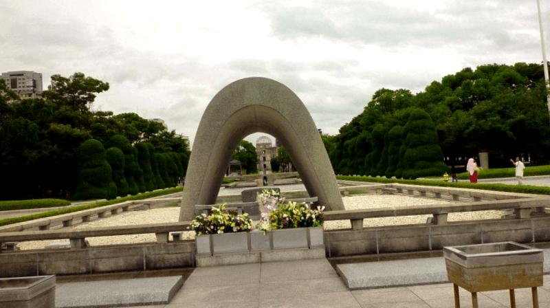 Visitar Japon y descubrir de Parque Conmemorativo de la Paz
