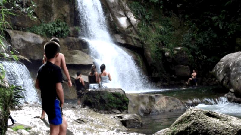 Conocer Colombia y descubrir de Parque Ecologico Las Cascadas