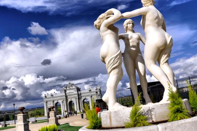 Que visitar en Parque Europa