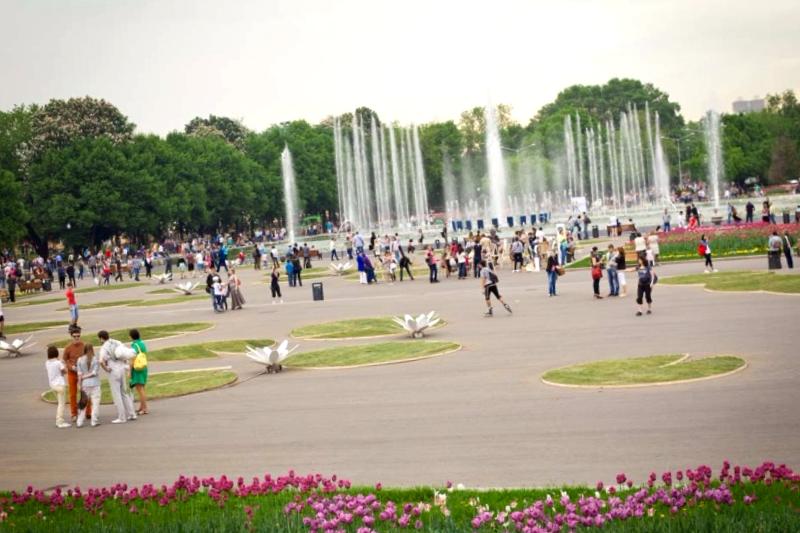 Que ver en Parque Gorki