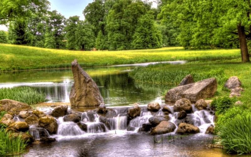 Parque Muskau que ver