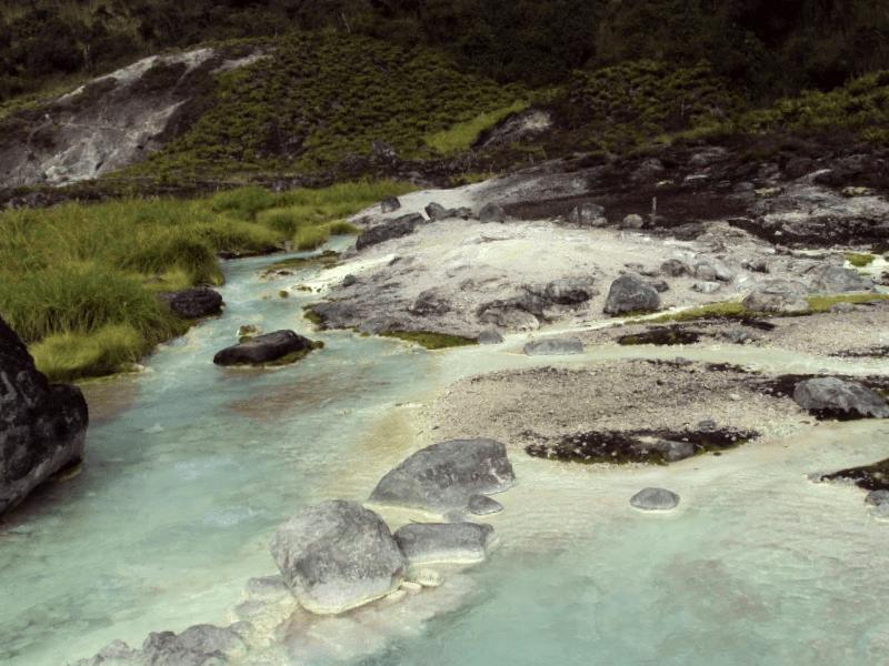 Visitar Colombia y maravillarse de Parque Nacional Natural Purace