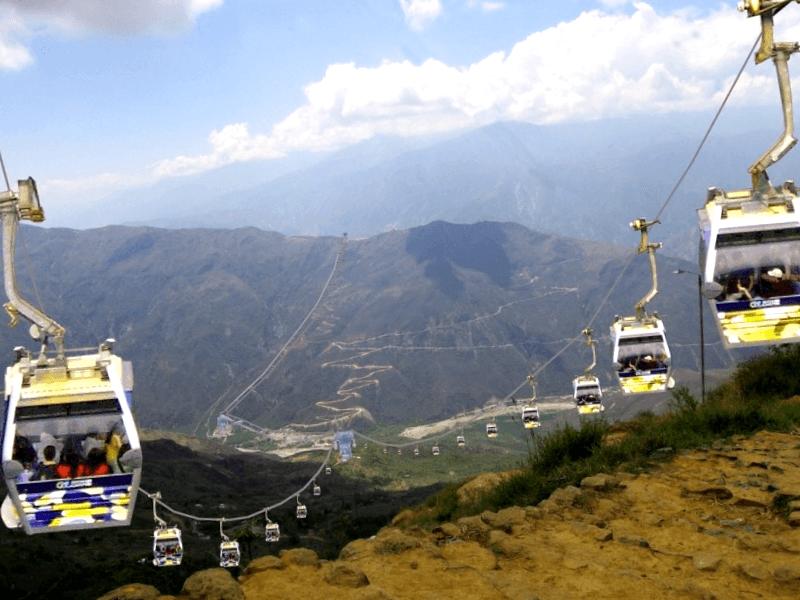 Visitar Parque Nacional de Chicamocha