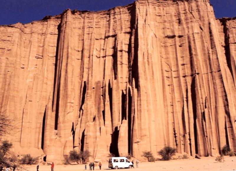 Conocer Argentina y descubrir de Parque Nacional de Talampaya