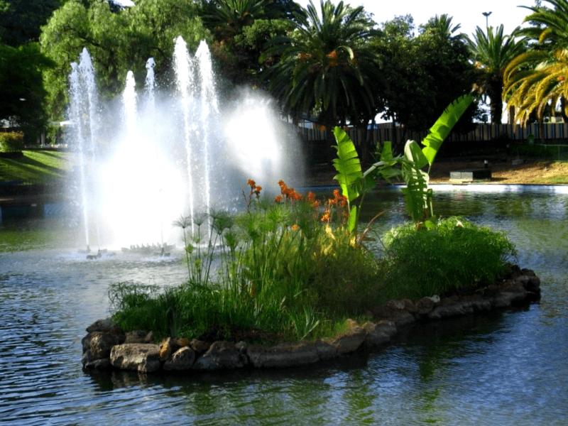 Que descubrir en Parque Santa Catalina