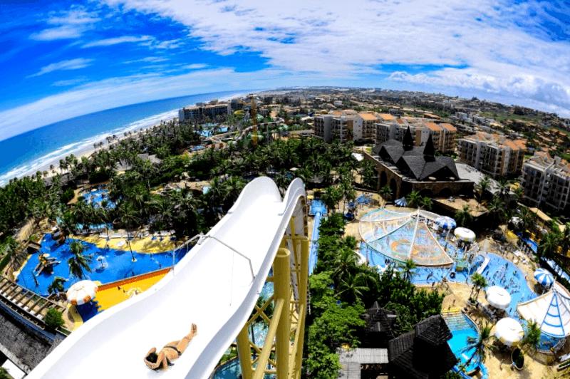 Conocer Brasil y descubrir de Parque acuatico Beach Park