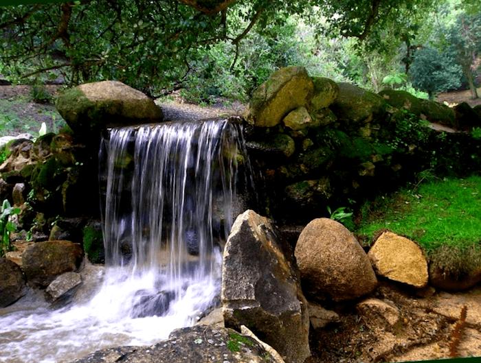 Conocer Portugal y maravillarse de Parque de Monserrate