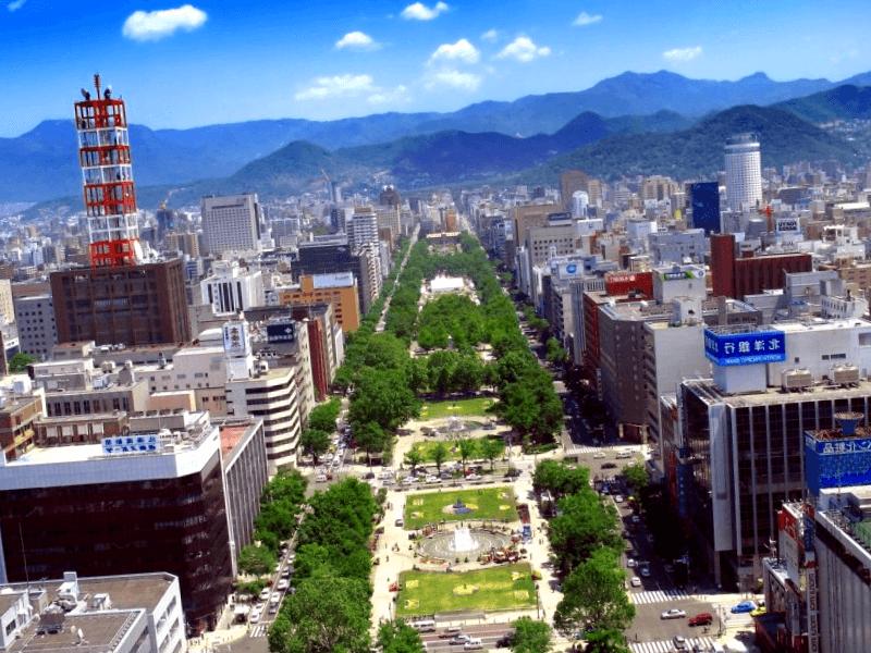 Parque de Sapporo que descubrir