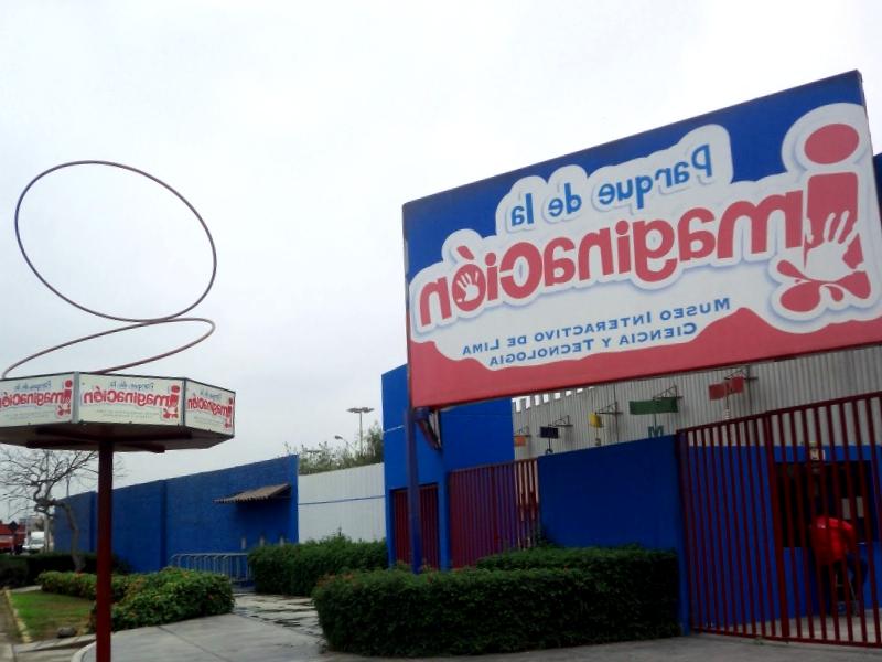 Parque de la Imaginacion que descubrir