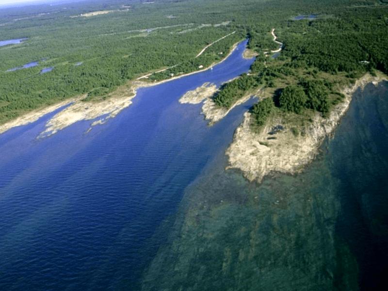 Conocer Canada y descubrir de Peninsula de Bruce