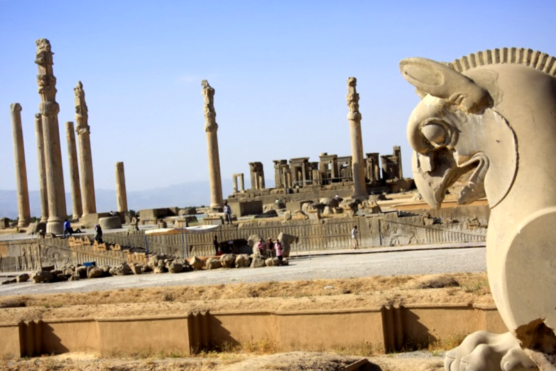 Persepolis que visitar