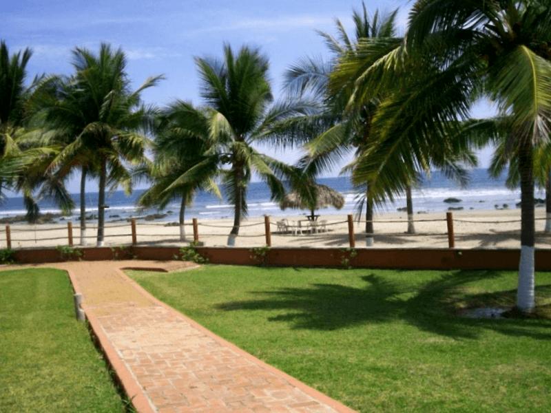 Playa Majahua que debemos ver