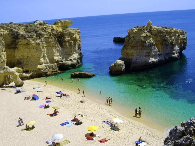 Que ver en Playa Olhos de Agua