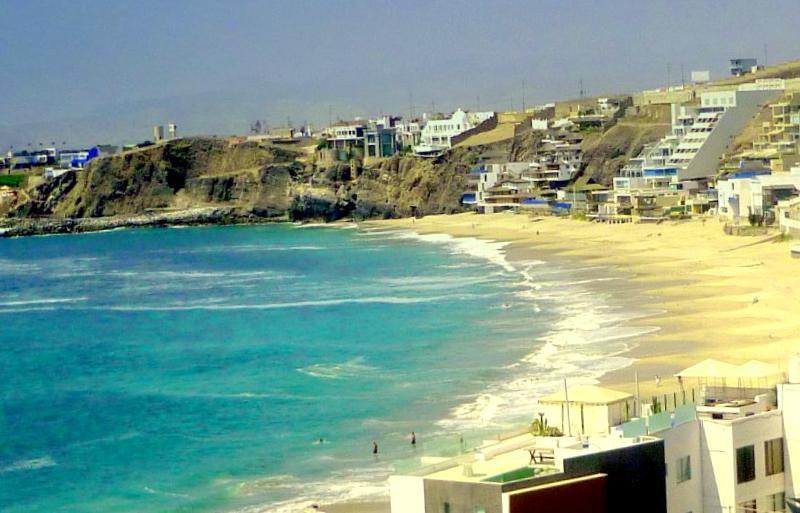 Conocer Playa Punta Hermosa