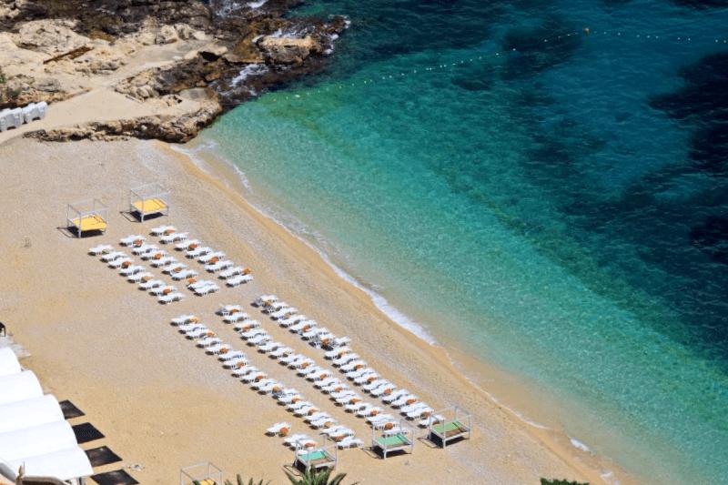 Playa de Banje que visitar