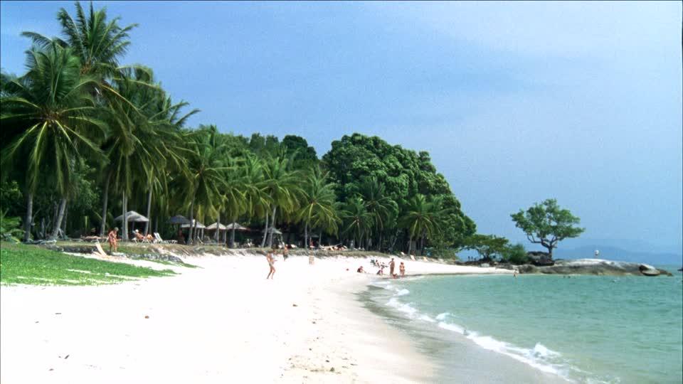 Playa de Langkawi que visitar