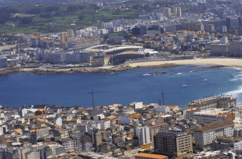 Ver España y descubrir de Playa de Orzan