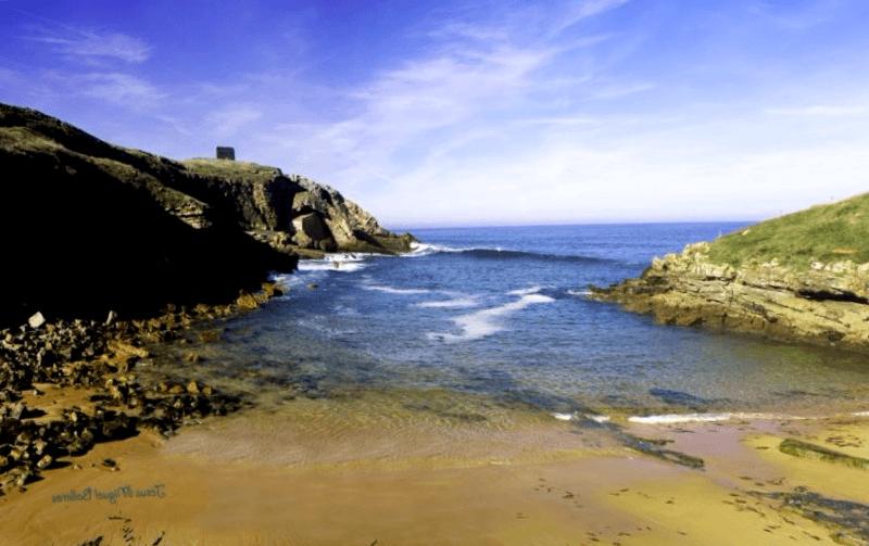 Que visitar en Playa de Santa Justa
