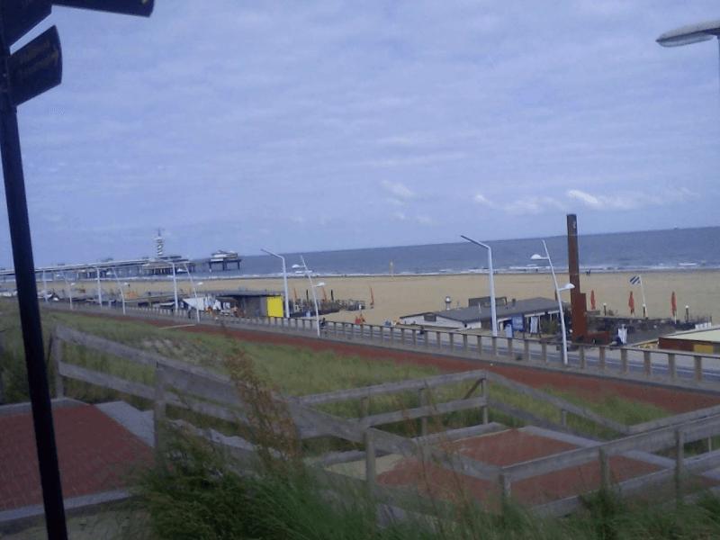 Que visitar en Playa de Scheveningen