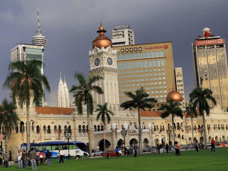 Visitar Indonesia y maravillarse de Plaza Merdeka