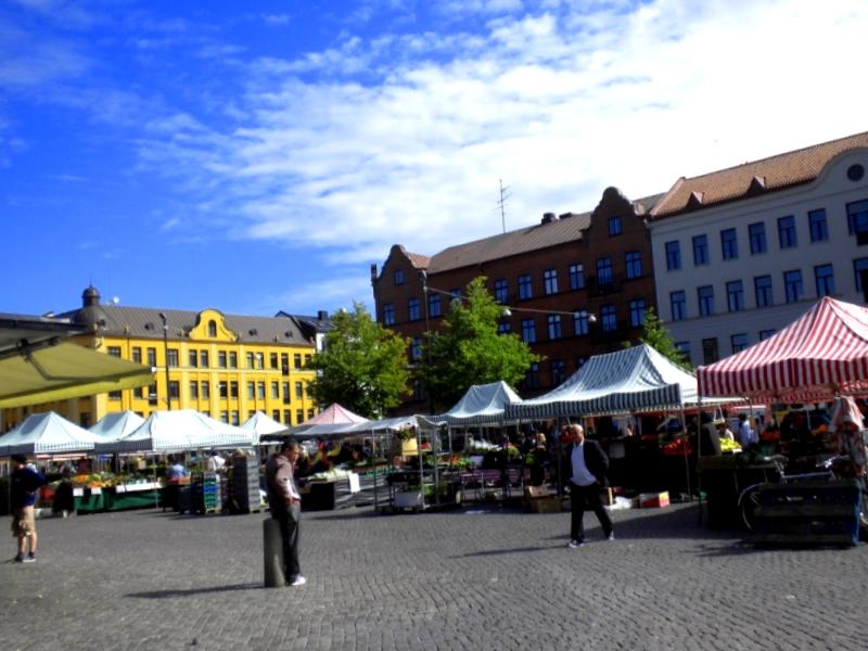 Visitar Plaza Mollervangstorget