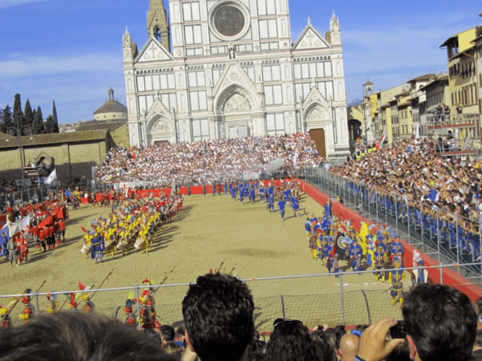 Plaza Santa Croce que debemos ver