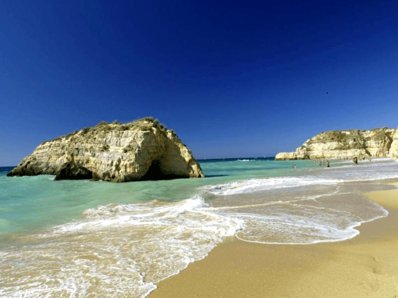 Conocer Portugal y descubrir de Pllaya de Alvor